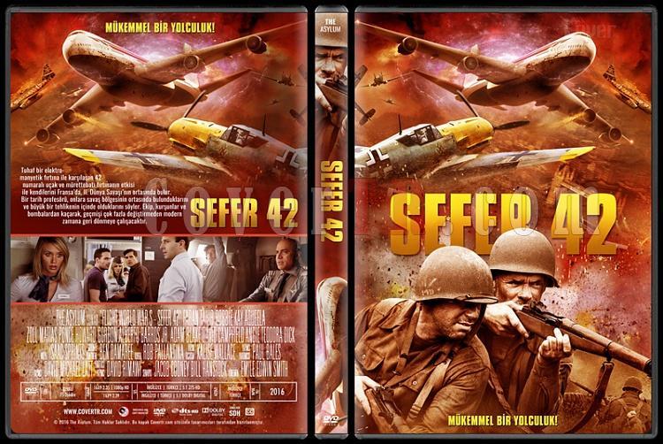 Flight World War II (Sefer 42) - Custom Dvd Cover - Türkçe [2015]-standardjpg
