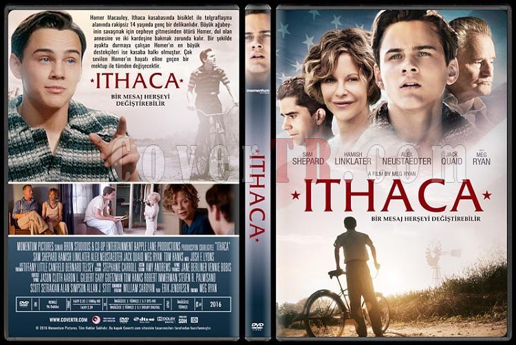Ithaca - Custom Dvd Cover - Türkçe [2015]-standardjpg