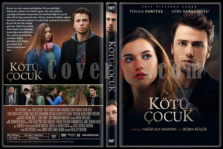 Kötü Çocuk - Custom Dvd Cover - Türkçe [2017]-standardjpg