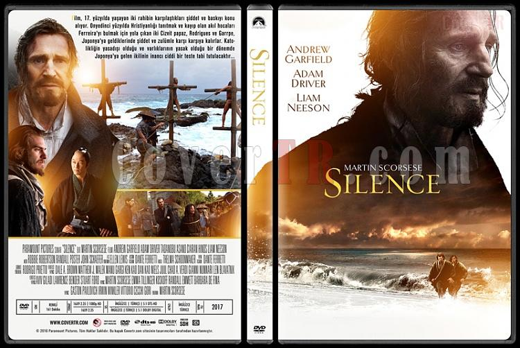 Silence - Custom Dvd Cover - Türkçe [2017]-standardjpg