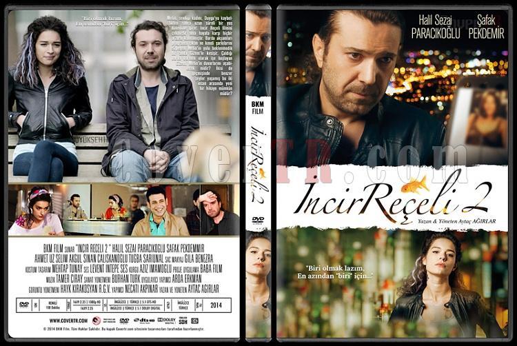 İncir Reçeli 2 - Custom Dvd Cover - Türkçe [2014]-standardjpg
