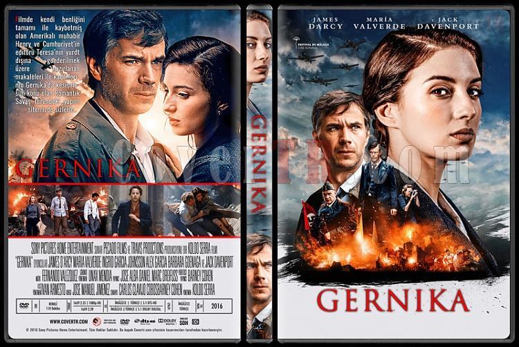 Gernika - Custom Dvd Cover - Türkçe [2016]-standardjpg