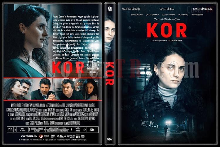 Kor - Custom Dvd Cover - Türkçe [2016]-standardjpg
