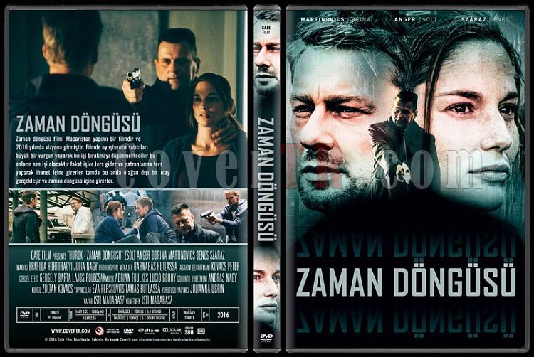 Hurok (Zaman Döngüsü) - Custom Dvd Cover - Türkçe [2016]-standardjpg