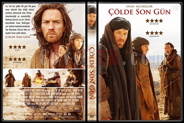Last Days in the Desert (Çölde Son Gün) - Custom Dvd Cover - Türkçe [2015]-2jpg