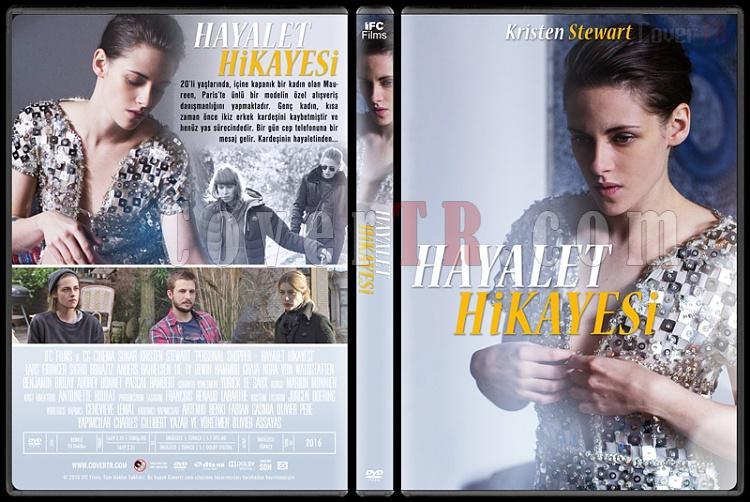 Personal Shopper (Hayalet Hikayesi) - Custom Dvd Cover - Türkçe [2016]-2jpg