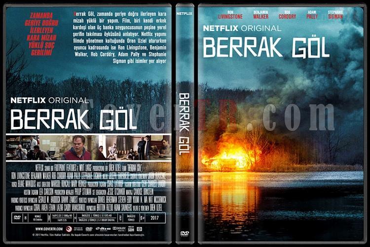 Shimmer Lake (Berrak Göl) - Custom Dvd Cover - Türkçe [2017]-1jpg