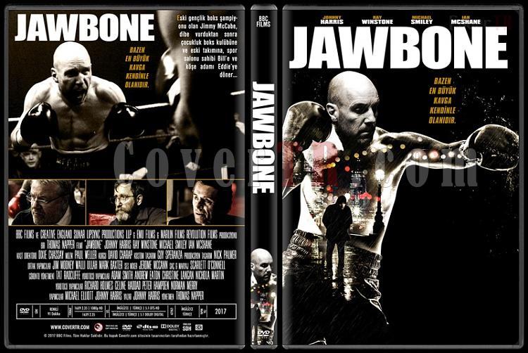 Jawbone - Custom Dvd Cover - Türkçe [2017]-1jpg