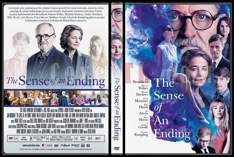 The Sense of an Ending - Custom Dvd Cover - Türkçe [2017]-0jpg