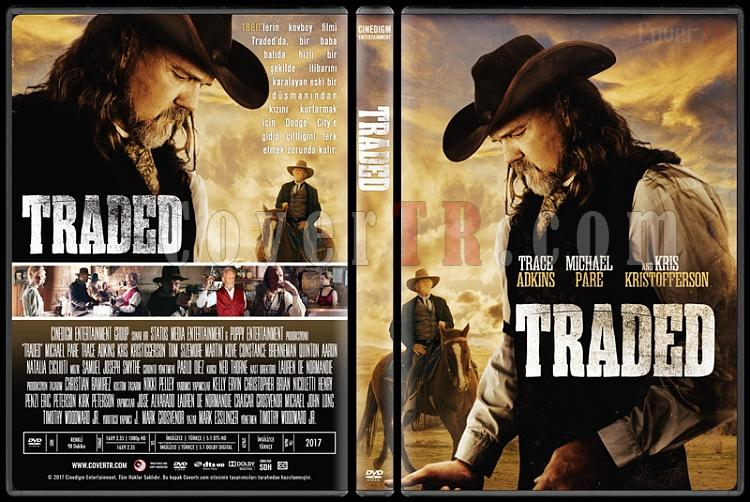 Traded - Custom Dvd Cover - Türkçe [2016]-1jpg