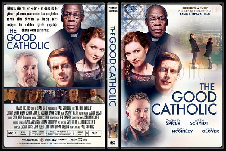 The Good Catholic - Custom Dvd Cover - Türkçe [2017]-3jpg