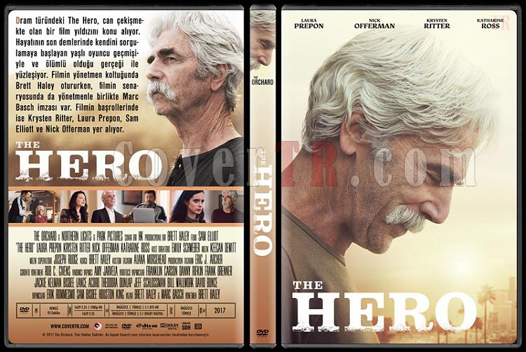 The Hero (Kahraman) - Custom Dvd Cover - Türkçe [2017]-2jpg