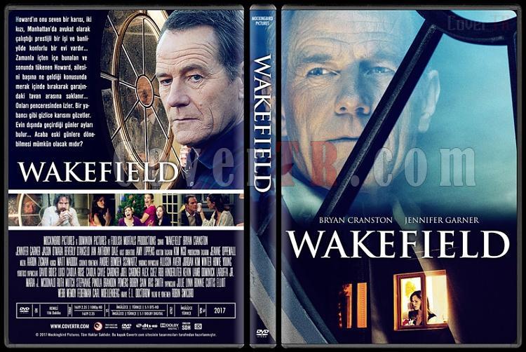 Wakefield - Custom Dvd Cover - Türkçe [2016]-1jpg