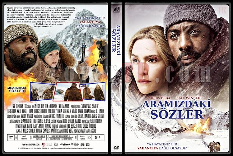 The Mountain Between Us (Aramızdaki Sözler) - Custom Dvd Cover - Türkçe [2017]-1jpg