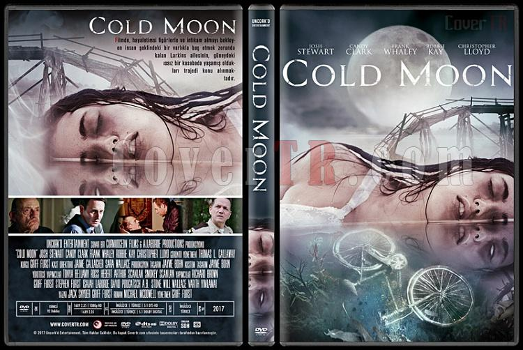 Cold Moon - Custom Dvd Cover - Türkçe [2016]-1jpg