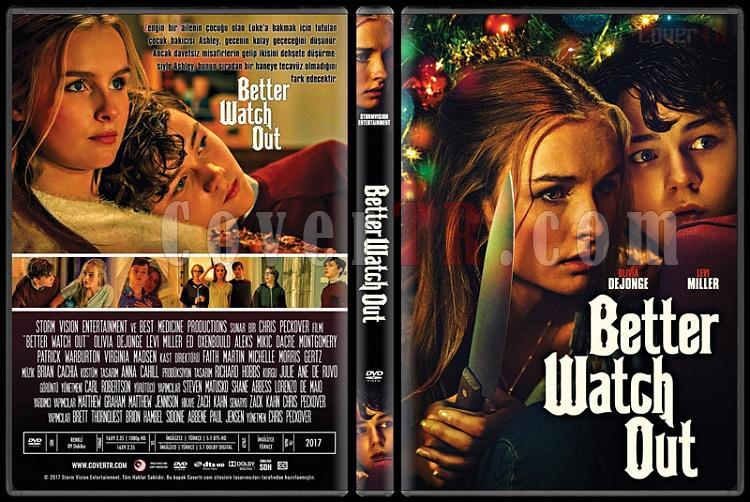 Better Watch Out - Custom Dvd Cover - Türkçe [2017]-1jpg