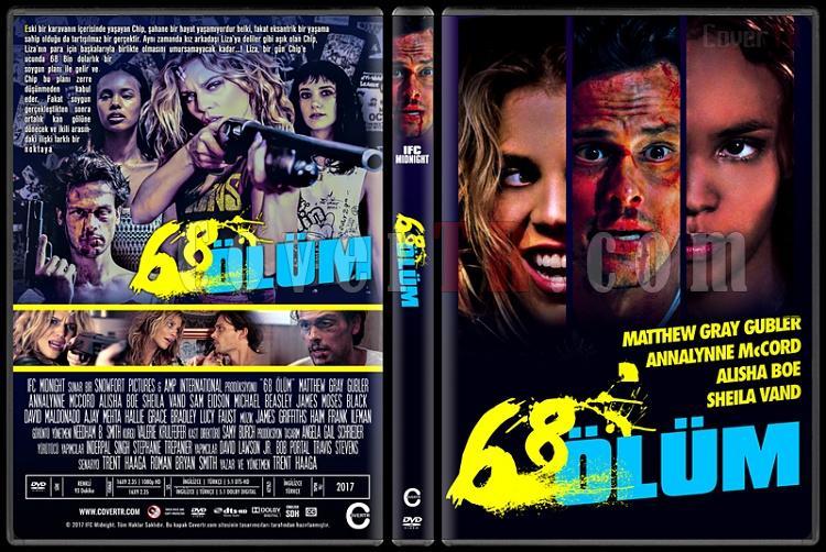 68 Kill (68 Ölüm) - Custom Dvd Cover - Türkçe [2017]-1jpg