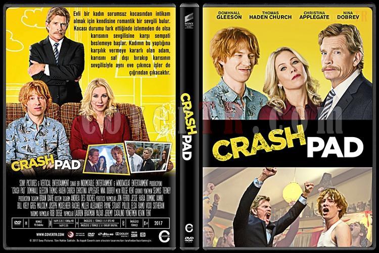 Crash Pad - Custom Dvd Cover - Türkçe [2017]-1jpg