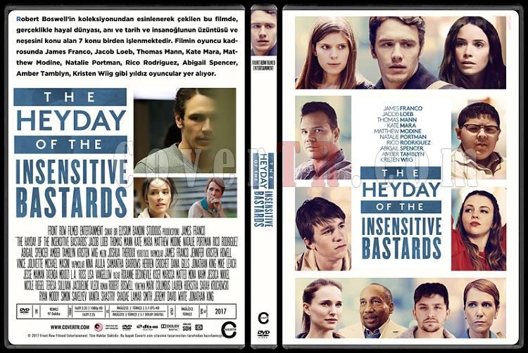 The Heyday of the Insensitive Bastards - Custom Dvd Cover - Türkçe [2017]-1jpg