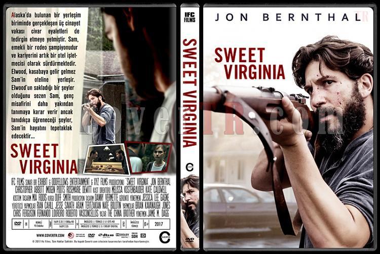 Sweet Virginia - Custom Dvd Cover - Türkçe [2017]-1jpg