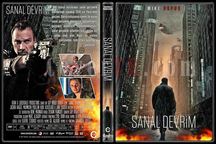 Virtual Revolution (Sanal Devrim) - Custom Dvd Cover - Türkçe [2016]-1jpg