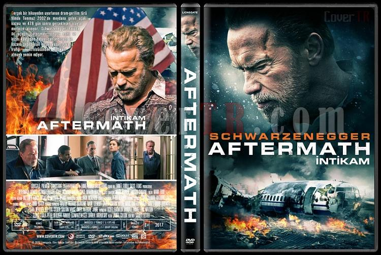 Aftermath - Custom Dvd Cover - Türkçe [2017]-1jpg