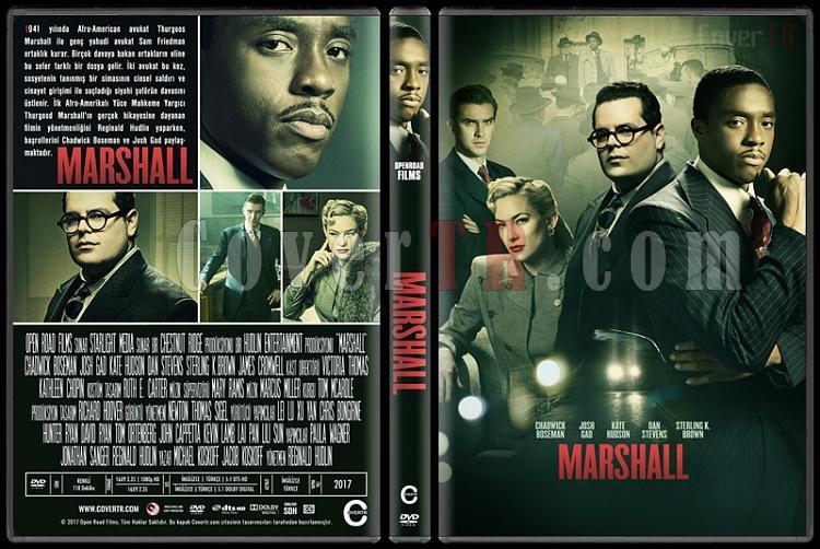 Marshall - Custom Dvd Cover - Türkçe [2017]-1jpg