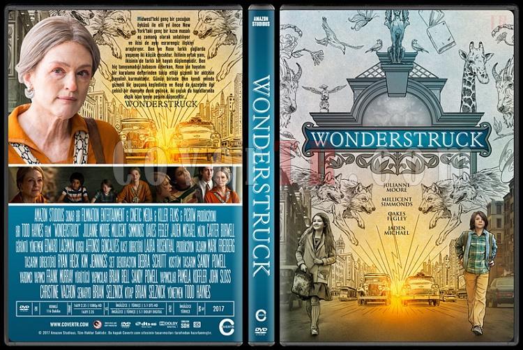 Wonderstruck - Custom Dvd Cover - Türkçe [2017]-1jpg