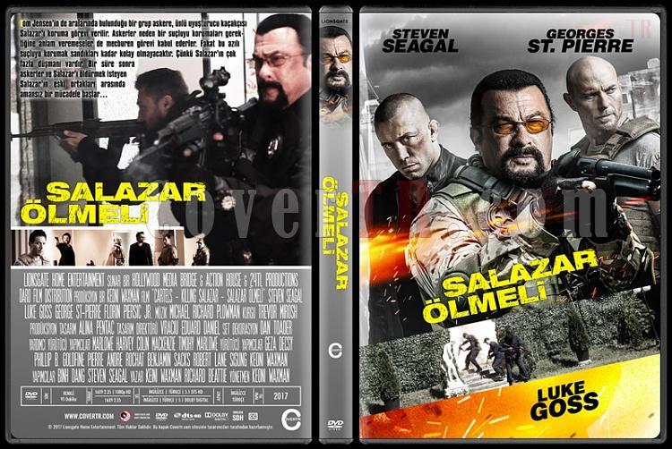 Cartels - Killing Salazar (Salazar Ölmeli) - Custom Dvd Cover - Türkçe [2017]-1jpg