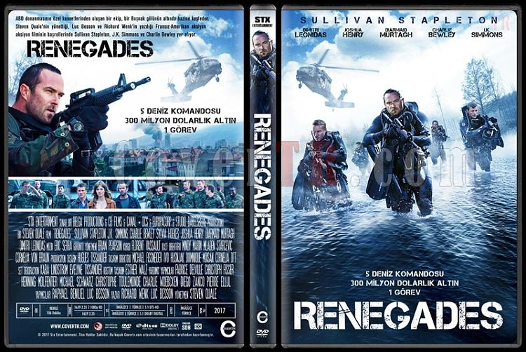 Renegades - Custom Dvd Cover - Türkçe [2017]-3jpg