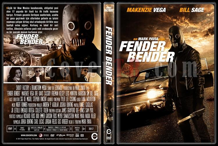 Fender Bender - Custom Dvd Cover - Türkçe [2016]-1jpg
