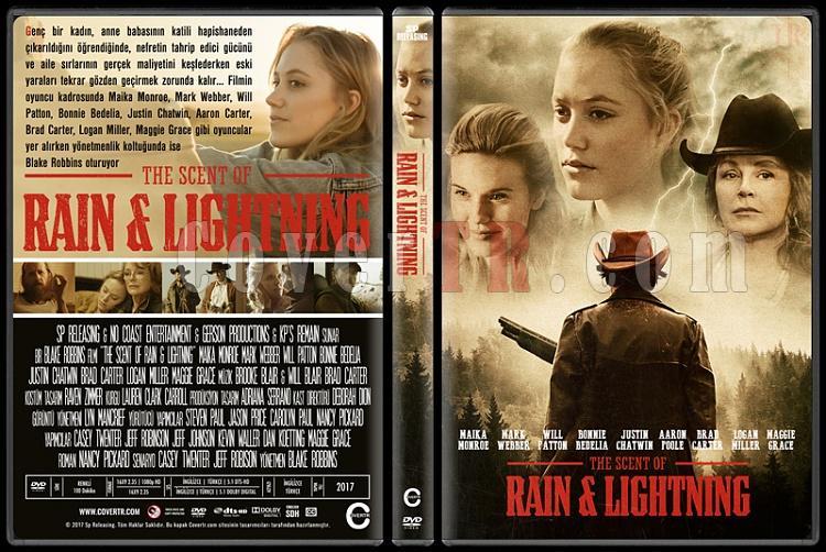 The Scent of Rain & Lightning - Custom Dvd Cover - Türkçe [2017]-2jpg