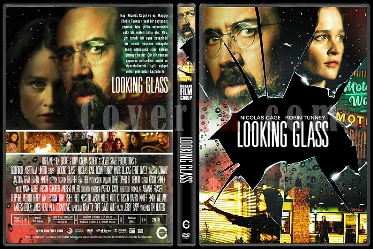 Looking Glass - Custom Dvd Cover - Türkçe [2018]-1jpg