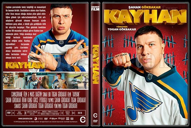 Kayhan - Custom Dvd Cover - Türkçe [2018]-2jpg