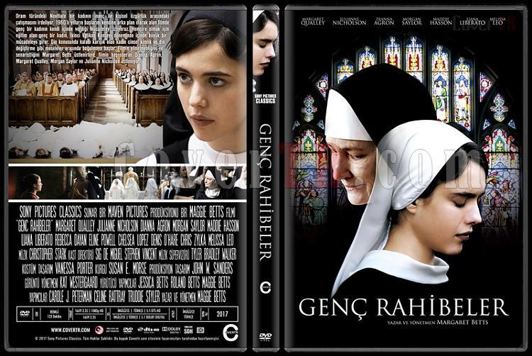 Novitiate (Genç Rahibeler) - Custom Dvd Cover - Türkçe [2017]-1jpg