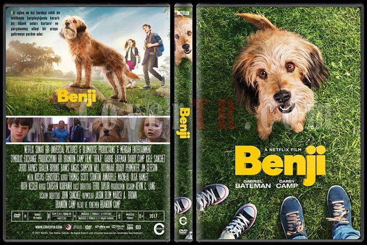 Benji - Custom Dvd Cover - Türkçe [2017]-1jpg