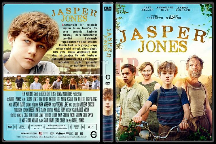 Jasper Jone - Custom Dvd Cover - Türkçe [2017]-1jpg