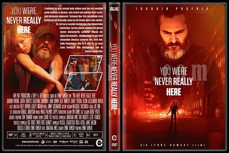 You Were Never Really Here - Custom Dvd Cover - Türkçe [2017]-1jpg