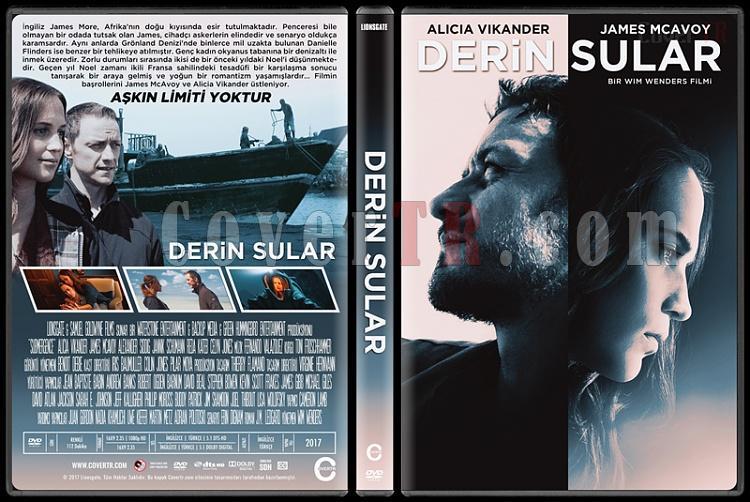 Submergence (Derin Sular) - Custom Dvd Cover - Türkçe [2017]-2jpg