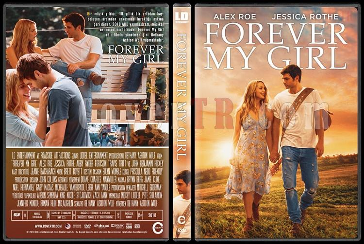 Forever My Girl - Custom Dvd Cover - Türkçe [2018]-1jpg