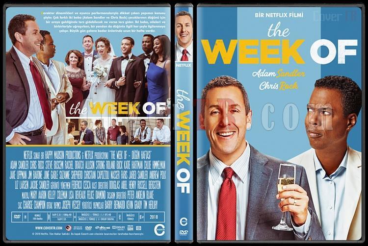 The Week of (Düğün Haftası) - Custom Dvd Cover - Türkçe [2018]-2jpg