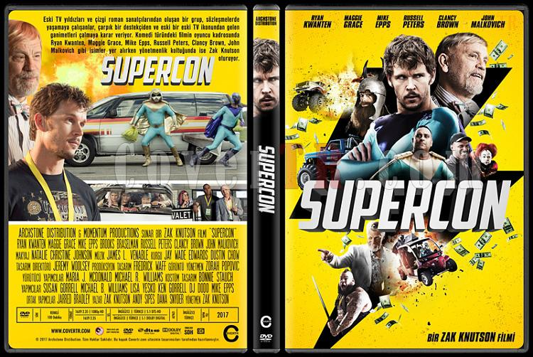 Supercon - Custom Dvd Cover - Türkçe [2018]-11jpg
