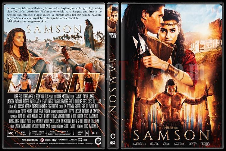 Samson - Custom Dvd Cover - Türkçe [2018]-1jpg