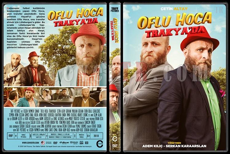 Oflu Hoca Trakya'da - Custom Dvd Cover - Türkçe [2018]-1jpg