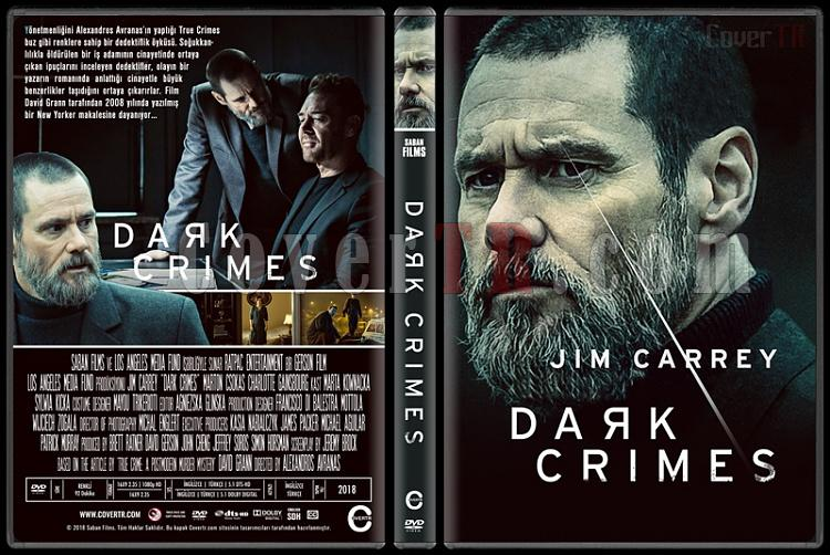 Dark Crimes (True Crimes) - Custom Dvd Cover - Türkçe [2018]-1jpg