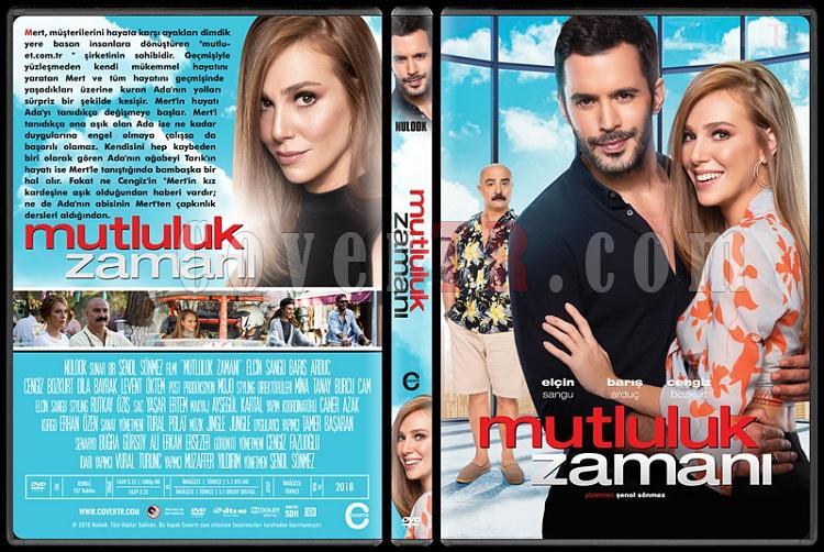 Mutluluk Zamanı - Custom Dvd Cover - Türkçe [2018]-1jpg