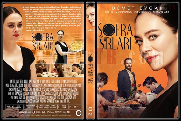 Sofra Sırları - Custom Dvd Cover - Türkçe [2017]-1jpg