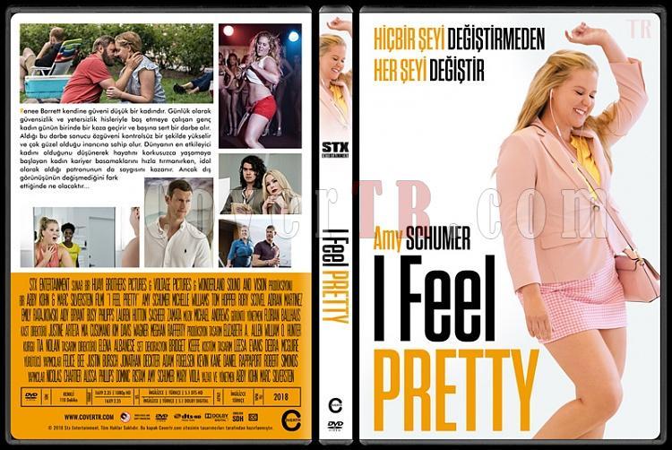 I Feel Pretty - Custom Dvd Cover - Türkçe [2018]-2jpg
