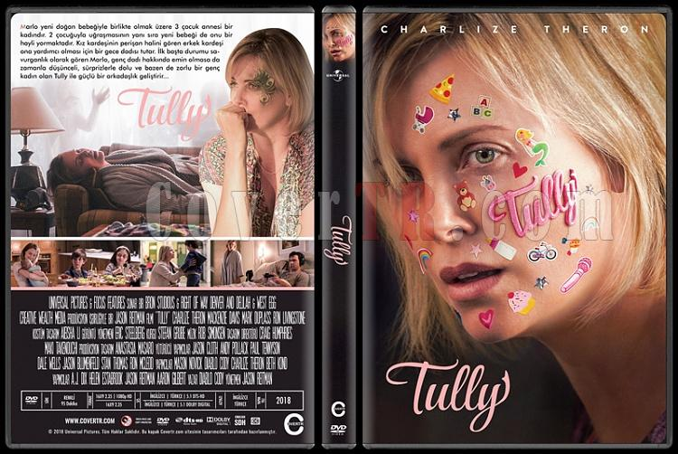 Tully - Custom Dvd Cover - Türkçe [2018]-01jpg
