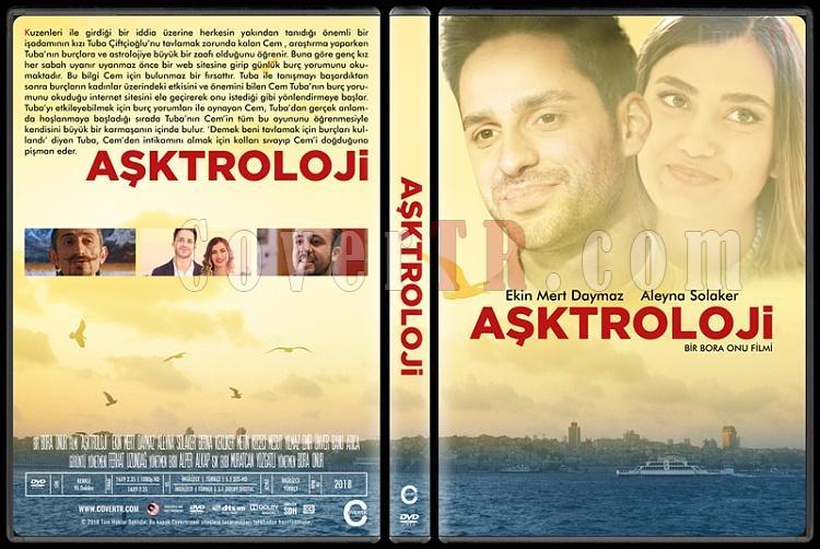 Aşktroloji - Custom Dvd Cover - Türkçe [2018]-01jpg